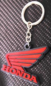 Motorcycle Rubber Keychain Keyring For 2012-2015 HONDA CBR1000RR