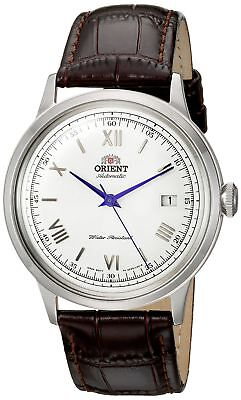 Orient Men's '2nd Gen. Bambino Ver. 2' Japanese Automatic Stainless Steel and...