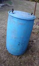 Plastic Drum Approx 44 gallon Toowoomba Toowoomba City Preview