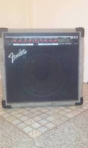 FENDER M80 GUITAR AMP RED KNOB 1x12 80WATT COMBO Newcastle Newcastle Area Preview