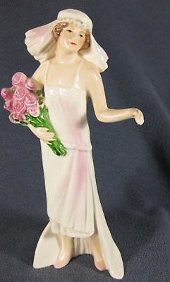 Goebel Her Treasured Day 1925 Figurine Fashions On Parade Limited Edition Series