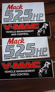 OLD Mack Stickers Toowoomba Toowoomba City Preview