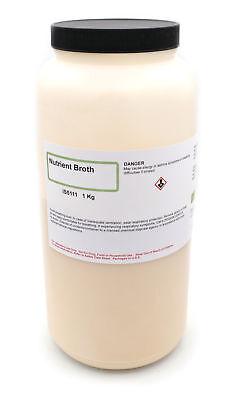 Innovating Science Nutrient Broth 1kg Makes 125 Liters Of Medium