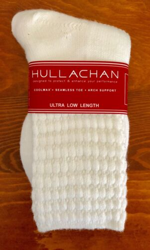 NEW Hullachan Pro Irish Dance Poodle Socks - Ultra Low - Arch Support & Seamless