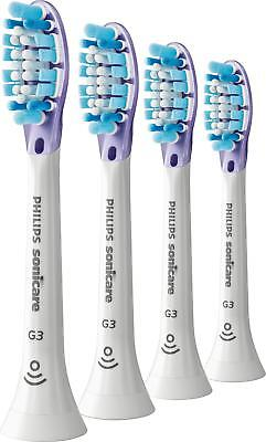 Philips Sonicare - Premium Gum Care Brush Heads (4-Pack) - White