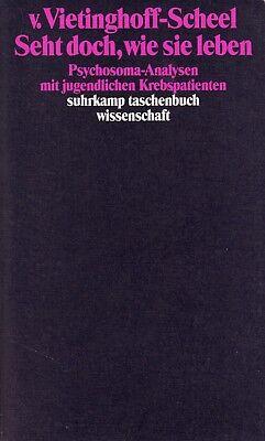 *b~ Seht DOCH, wie sie LEBEN - Alfrun v. VIETINGHOFF-SCHEEL    tb    (1996) online kaufen