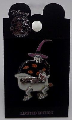 Disney DLR 2005 Halloweentown Wunschbrunnen Collection Shock Pin Le