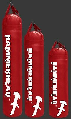 Unfilled Heavy Bag Boxing Kickboxing MMA Muay Thai Punching Bag BEST OF THE