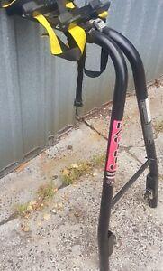 Bike carrier frame