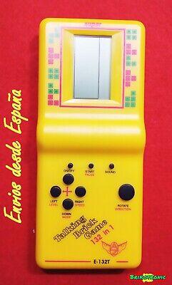 Talking brick game E 132, juego de tanque, color amarilla. ¡¡PROMOCIÓN!!