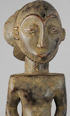 Superb Singiti Statue ! HEMBA Ancestor Figure Congo DRC African Tribal Art 0877