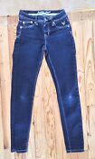 Girls Justice Jeans 8 Slim