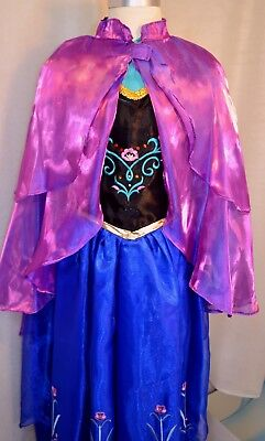 Girl Princess Costume, gorgeous dress - Size 8, Movie inspired dress up.