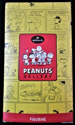 Hallmark Peanuts Gallery Limited Edition - LINUS QPC4019 - Keepsake Figurine