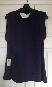 Guess Marciano Elm Top in Royal Amethyst