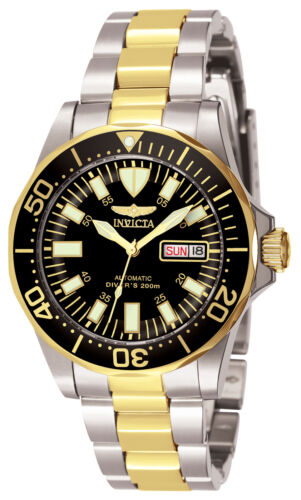 Invicta Signature Men's Sapphire Automatic Dive Watch 7045