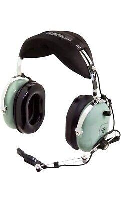 David Clark H10-76 Aviation Communication Headset    12510G-21 tweedehands  verschepen naar Netherlands