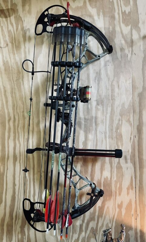bowtech insanity cpx With Accessories