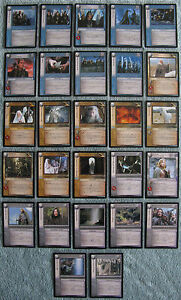 Lord-of-the-Rings-TCG-The-Two-Towers-Rare-Cards-Part-2-5-CCG-LOTR
