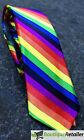 Rainbow Ties for Men