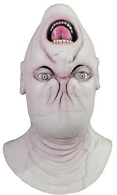 Upside Down Latex Adult Mask Zombie Death Corpse House Head Costume Halloween