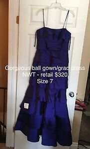 Beautiful ball/grad/prom gown, new with tags