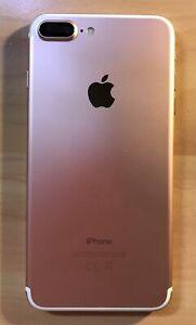 iPhone 7 Plus 256gb ROSE GOLD BRAND NEW