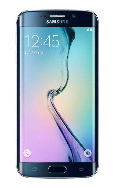 Samsung Galaxy S6 Edge 32GB Verizon / Unlocked GSM Android Phone
