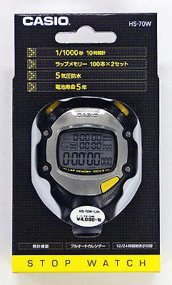 Casio HS-70W-1JH Stop Watch (waterproof) 4971850418900 IBR