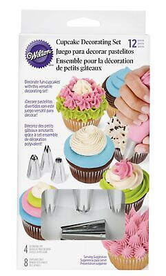 Cupcake Decorating Set 12Pc-