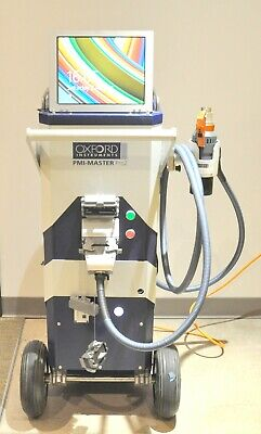 Hitachi Oxford Pmi Master Pro 2 Oes Spectrometer Carbon Metal Steel Xrf Analyzer