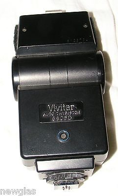Вспышки Vivitar Flash 550FD c/r film&digital