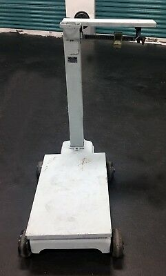 Detecto - 100 Lb X 1 Lb Mechanical Receiving Scale