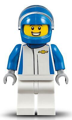 LEGO® - Minifigs - Speed Champions - sc068 - Rennfahrer-Minifigur in Camaro-Kluf ()
