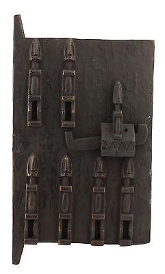 Door Dogon of Attic in Mil Mali 50x 28 cm Art African 361 Etag