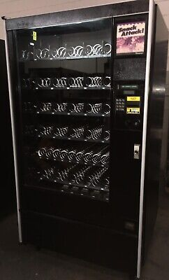 60dayw Dual Spirals 15 Mdb Automatic Products Ap 123 Snack Vending Machine