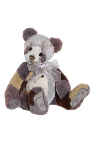 New CHARLIE BEARS - RAGGLE 2018 Plush  Collection Collectable Jointed Teddy Bear