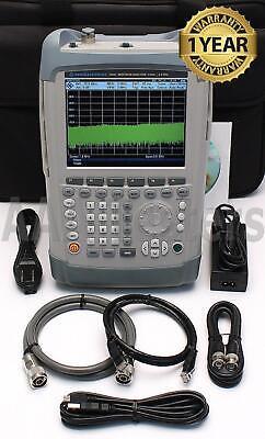 Rohde Schwarz Fsh4 4.04 Handheld Spectrum Analyzer W Preamp Rs Fsh-4