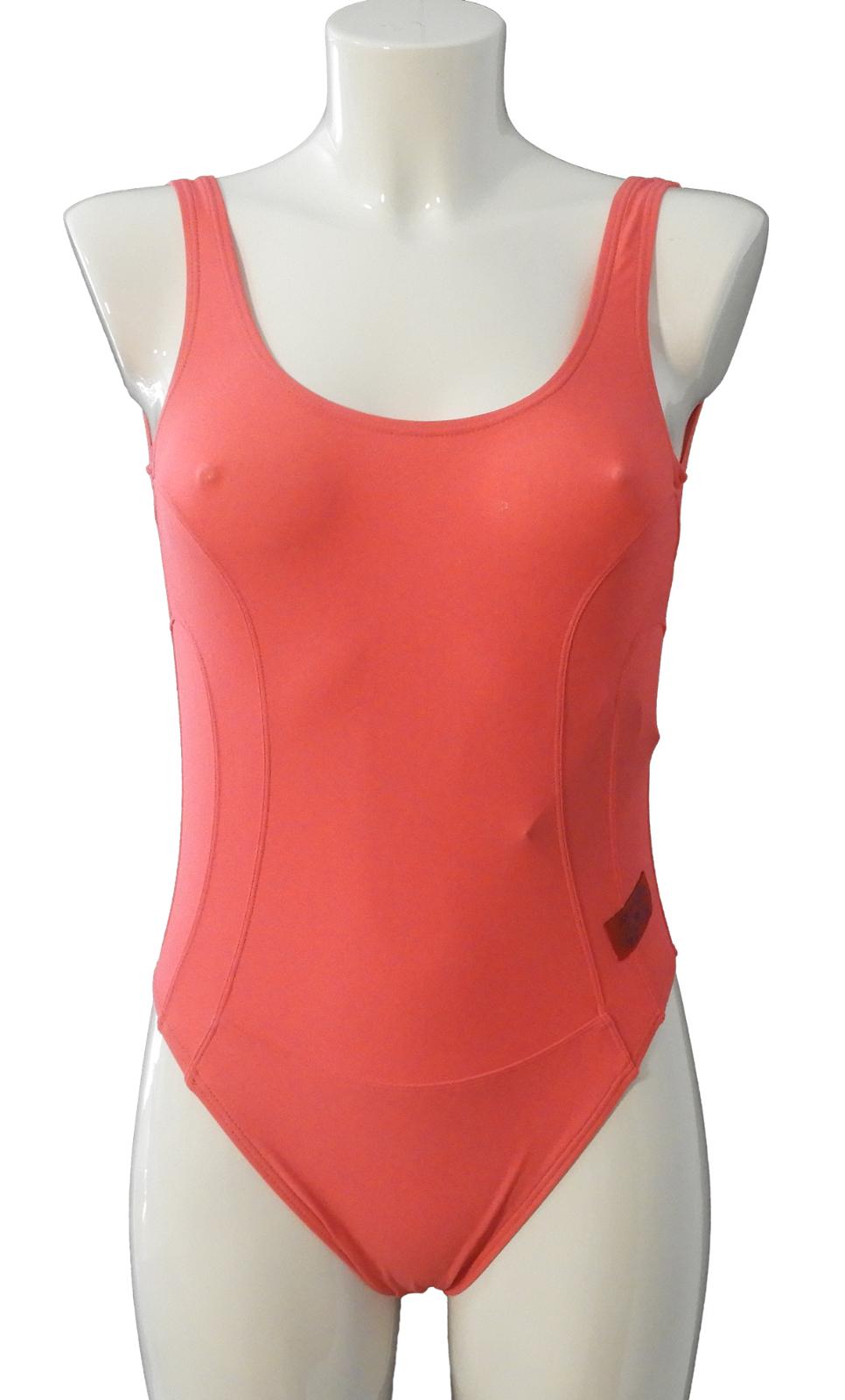 Oxbow Damen Badeanzug  - Bademode - Größe 38 - Pink - 99120