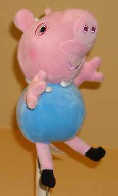 STUFFED ANIMAL PEPPA PIG 7-8