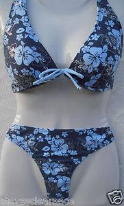 ladies swimwear  bikini /  size 14/16       3 pcs set~~ UNDERWIRED