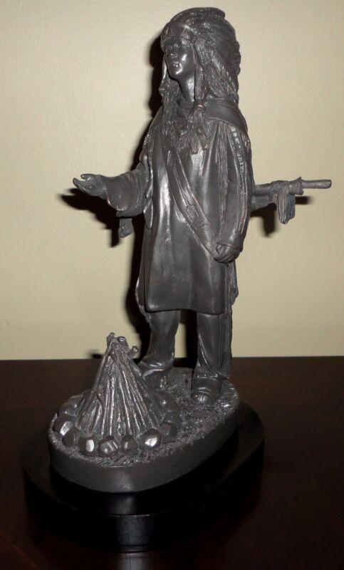 Order of the Arrow Centennial OA Endowment Allowat Sakima Figurine - Great Gift