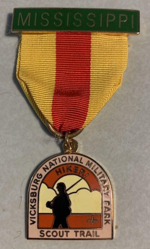 VICKSBURG NATIONAL MILITARY PARK TRAIL (4-114)
