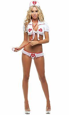 Starline Sweet Heart Nurse Bedroom Costume](Sweetheart Costume)
