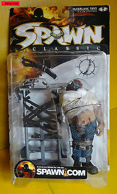 "SPAWN Classic - CLOWN III - 7"" (ca.18cm) - Mc Farlane OVP - RARE"