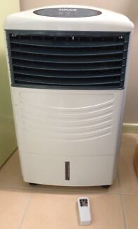Air Con, Cooling Evaporative Cooler ECS11 with Remote Control