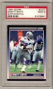Emmitt Smith Score Rookie