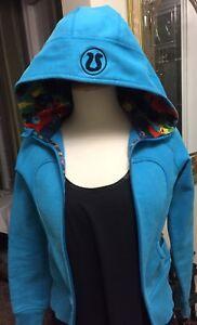 Lululemon scuba zip up hoodie jscket