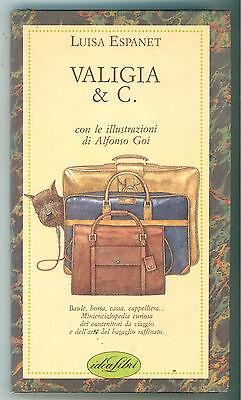ESPANET LUISA VALIGIA & C. IDEALIBRI 1986 PICCOLI PIACERI 19 MODA