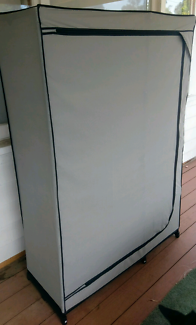 Portable Wardrobe with Cover from Kmart